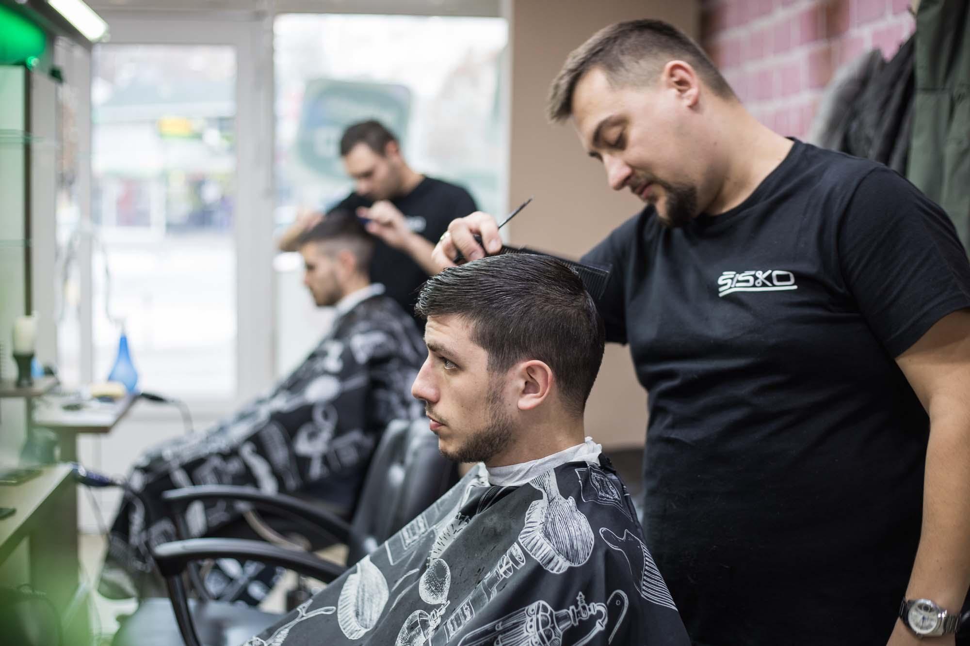 Muški frizeri
